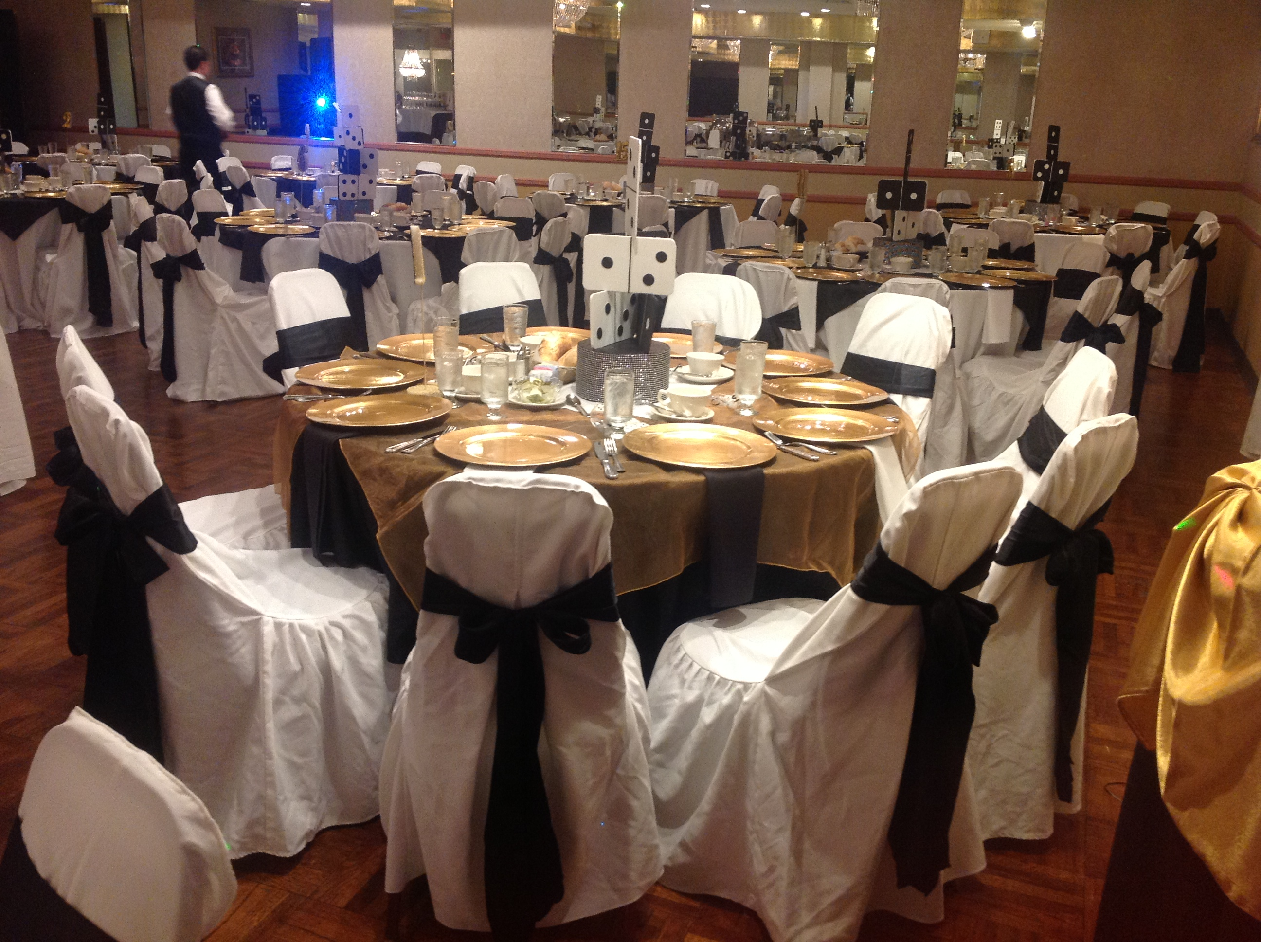 Marbella Restaurant Catering Banquet Facilities